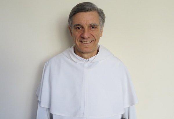 Nombramiento de fray Pablo Carlos Sicouly como Socio para la Vida Intelectual