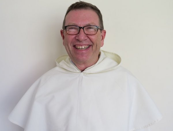 Fr Christopher Eggleton is the new Promoter of the Rosary