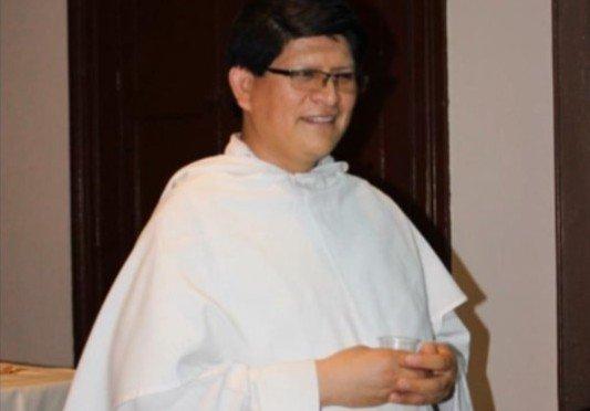 Nomination du fr Javier Abanto Silva comme nouveau Promoteur pour la Communication