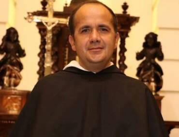 Fr. Rómulo Vásquez Gavidia is the New Provincial of Peru