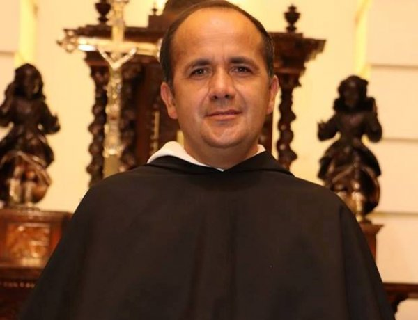 Fr. Rómulo Vásquez Gavidia is the New Provincial of Peru