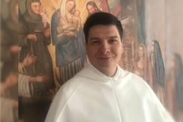 Brother Diego Orlando Serna Salazar, O.P.