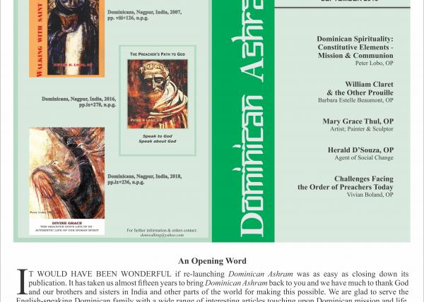 Dominican Ashram Subscription