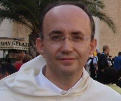"""Brother Francisco Javier Carvallo, O.P. is appointed President of the Faculty of Theology """"San Esteban"""" in Salamanca."""