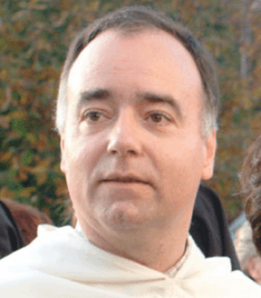 Fr Philippe Cochinaux has been re-elected as Prior Provincial of the Vice Province of Beligum