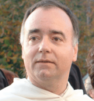 Fr Philippe Cochinaux has been re-elected as Prior Provincial of the Vice Province of Belgium