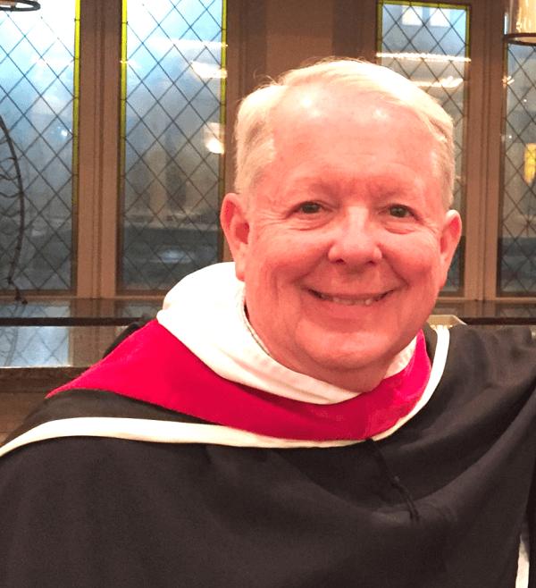 Fr. Thomas M. Condon O.P. as Prior Provincial