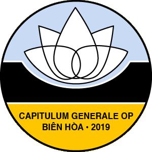 """Logo de la """"Capitulum Generale"""" OP Biên Hòa 2019"""