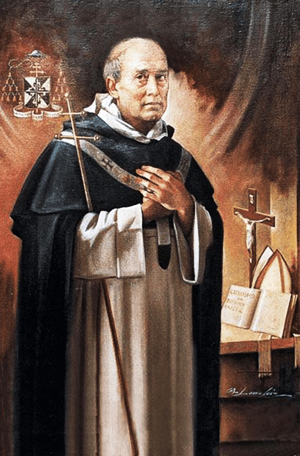 Canonisation du frère Bartholomée de Los Martires (1514-1590)