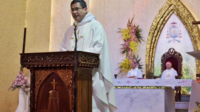Messe d'action de grâce à la cathédrale du diocèse de Xuan Loc –  Samedi 27 juillet 2019