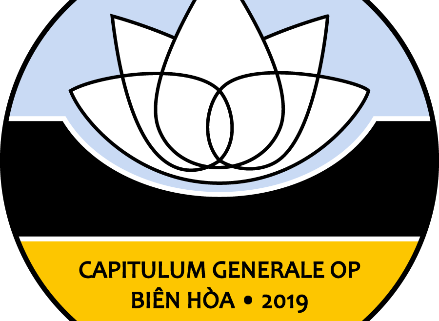 "Logo of the ""Capitulum Generale"" OP Biên Hòa 2019"