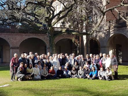 Retiro espiritual de las  Hermanas Dominicas de Argentina