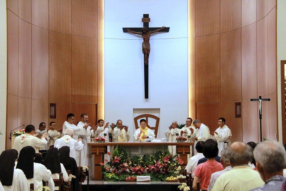 Memorial Mass in honor of Rev. Fr. Jose Maria Arregui OP