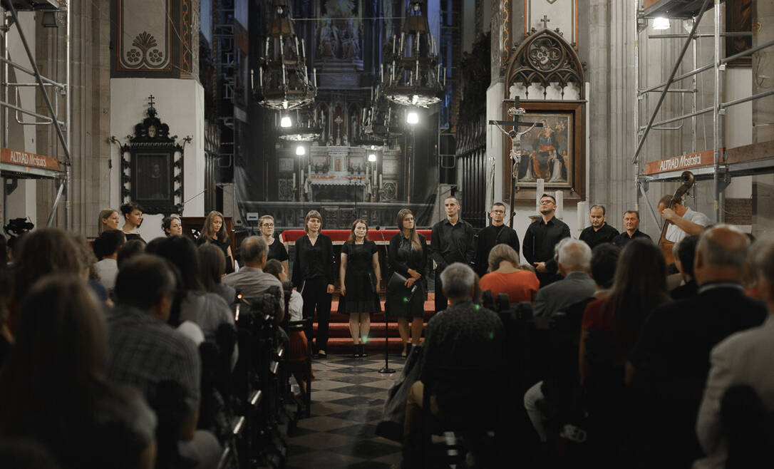 Kraków: Extraordinary Music Workshops Ended Last Sunday