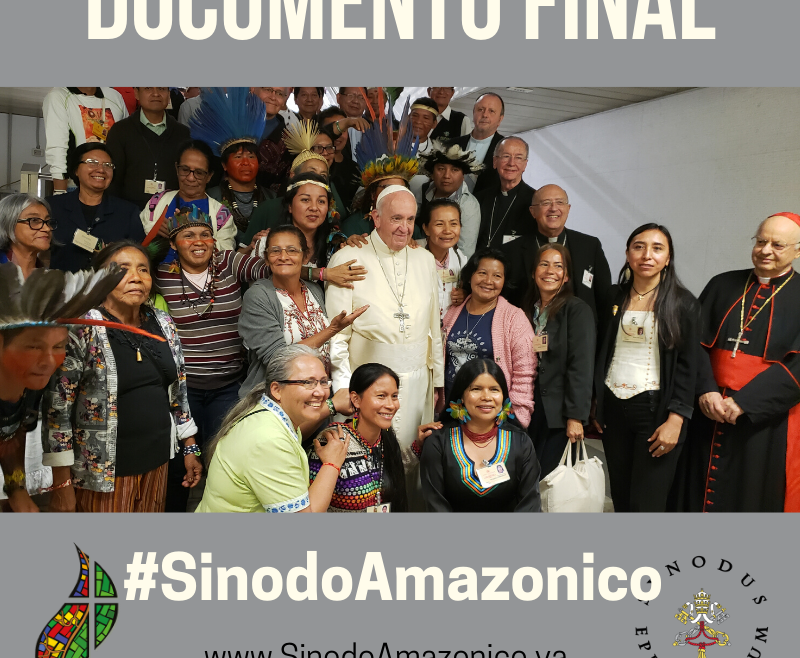 Final Document del Sinodo Amazonico