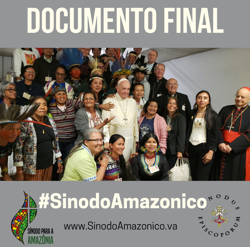 Documento Final del Sinodo Amazonico