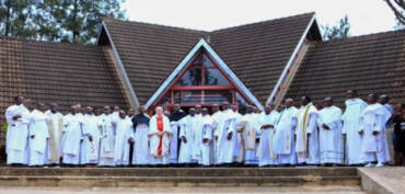 Celebrations in the Vicariate of Burundi-Rwanda