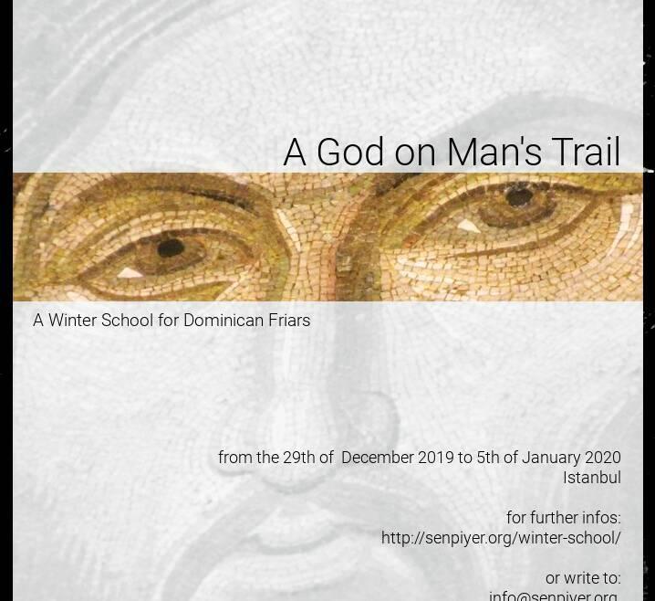 A God on Man's Trail