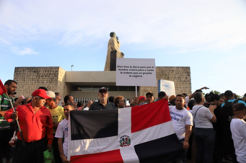 Peregrinación Campesinos Seybo (27)