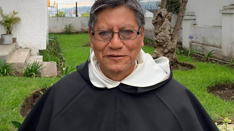Fray Francisco José MONTALUISA, O.P. eselnuevoVice Provincial deECUADOR