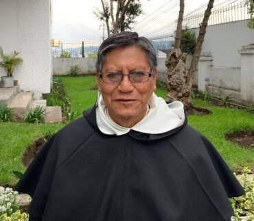 Election of fr. Francisco José MONTALUISA, O.P. as the new Vice Provincial of ECUADOR.