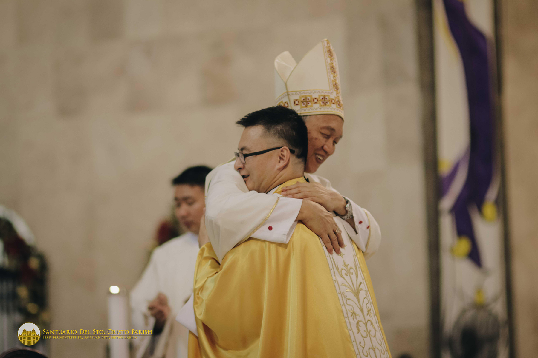 A new Priest for the Province of Rosario