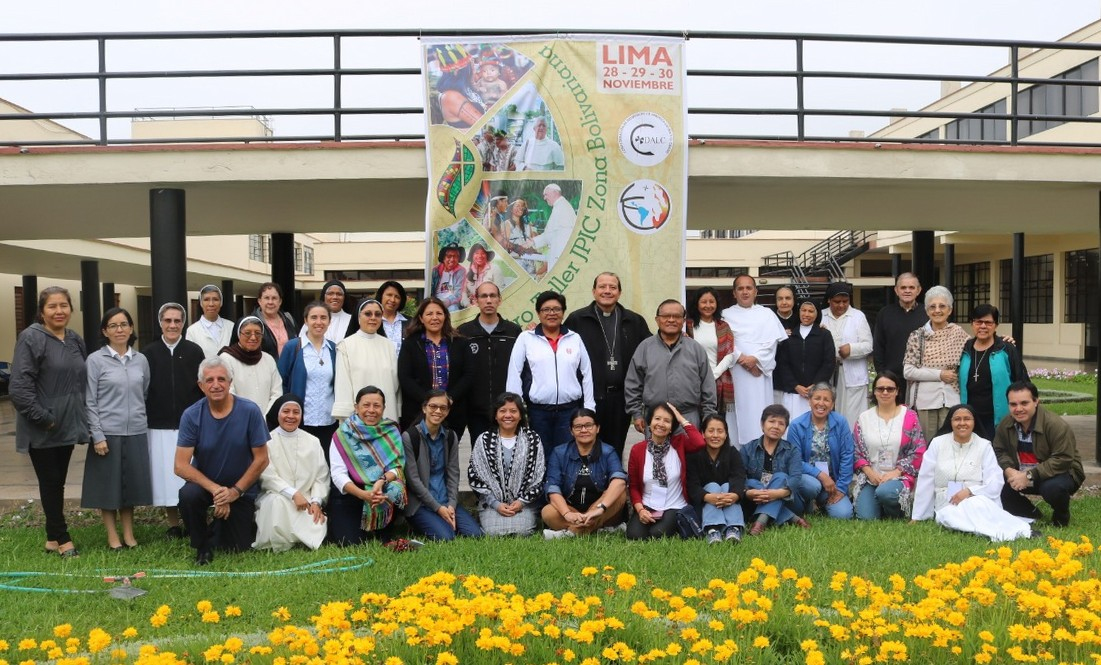 Encuentro Teller JPIC Zona Bolivariana (2)