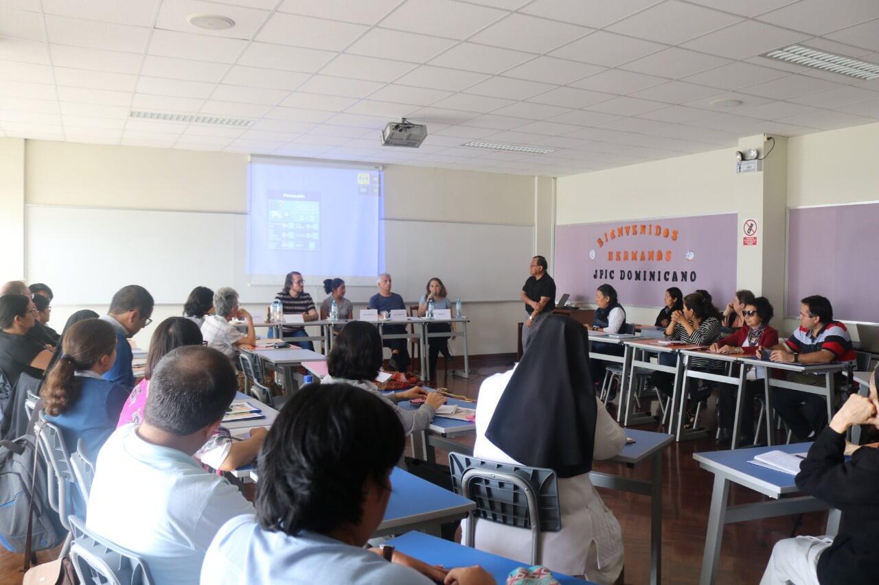 Encuentro Taller Justicia y Paz, Zona Bolivariana, CODALC-CIDALC 28-30 de noviembre 2019