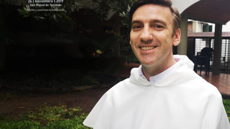 Election of fr. Juan José BALDINI, O.P. as the new Prior Provincial of the Argentine Province of Saint Augustin