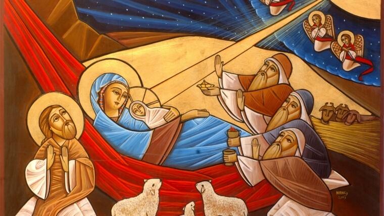 Message de Noël du Maître de l'Ordre