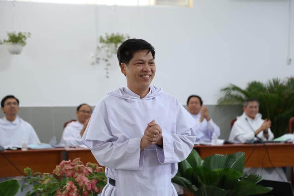Fr. Tomás de Aquino Nguyen Truong Tam, O.P. has been elected Prior Provincial of the Queen of Martyrs Province in Vietnam.