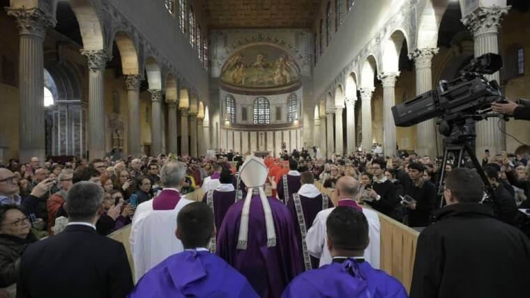 Homélie du Pape François