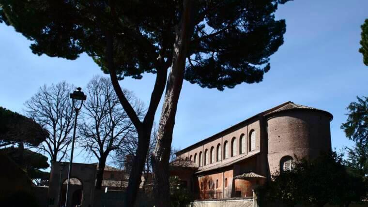 Se cierra la Basílica de Santa Sabina ante COVID 19