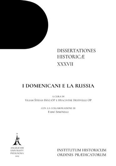 Nouvelle publication sur les relations entre les Dominicains et la Russie