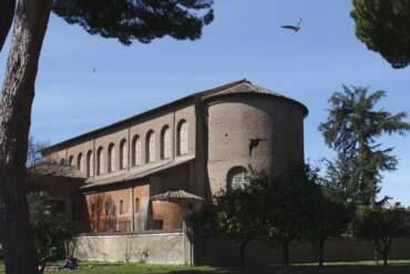 Atención en la Basílica de Santa Sabina – COVID 19