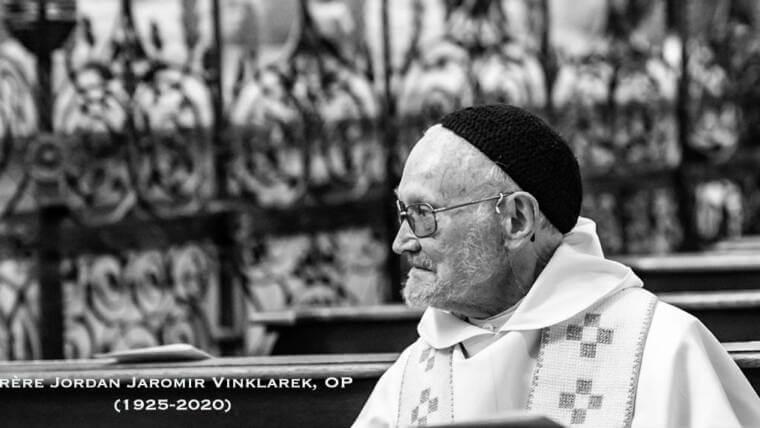Frère Jordan Jaromir Vinklarek, OP (1925-2020)
