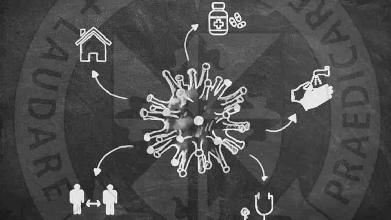 ¿Qué hacen los Dominicos durante la pandemia Covid-19?
