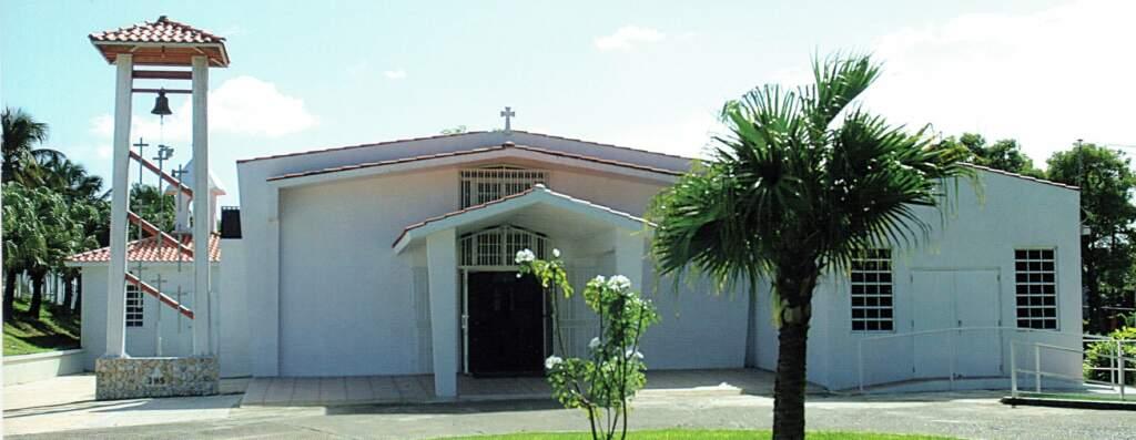 Decreto para Puerto Rico. Iglesia Santo Domingo de Guzmán en la Urb. Extensión La Milagrosa en Bayamón