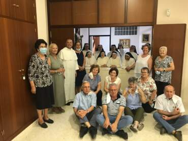 Meeting of the Dominican Laical Fraternity Friends of God