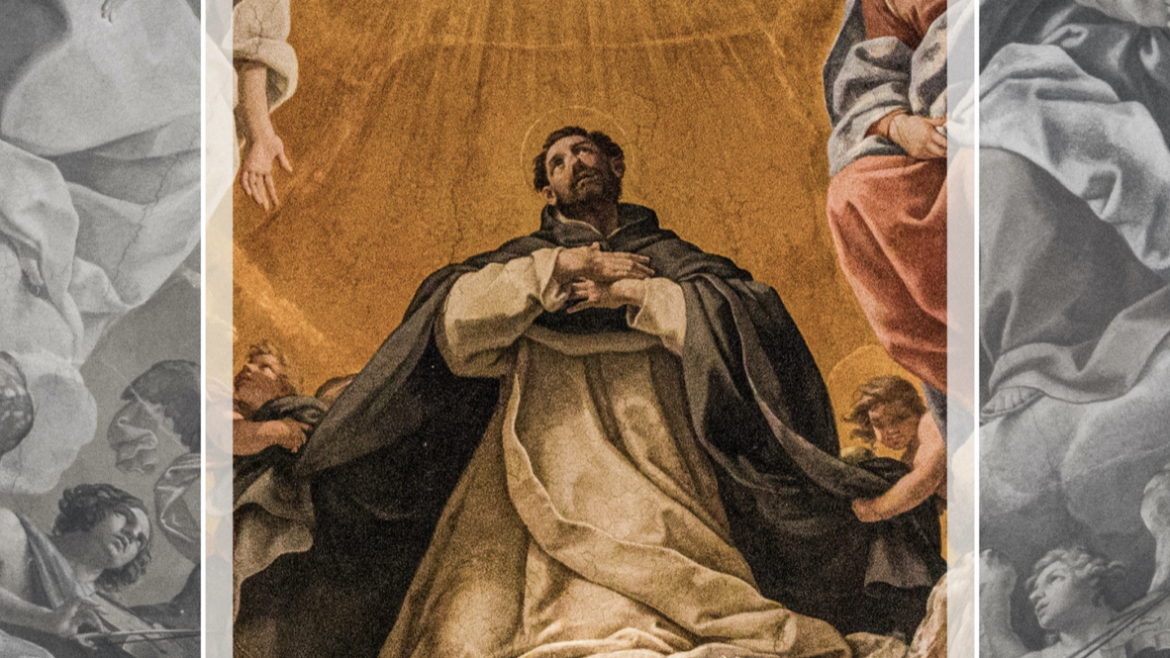 Letter of the MO: Solemnity of St. Dominic