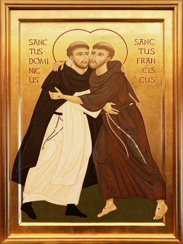 St. Dominic and St. Franciscus