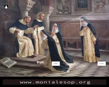 International website of Nuns