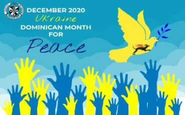 Prayer intentions for Dominican Month for Peace in Ukraine