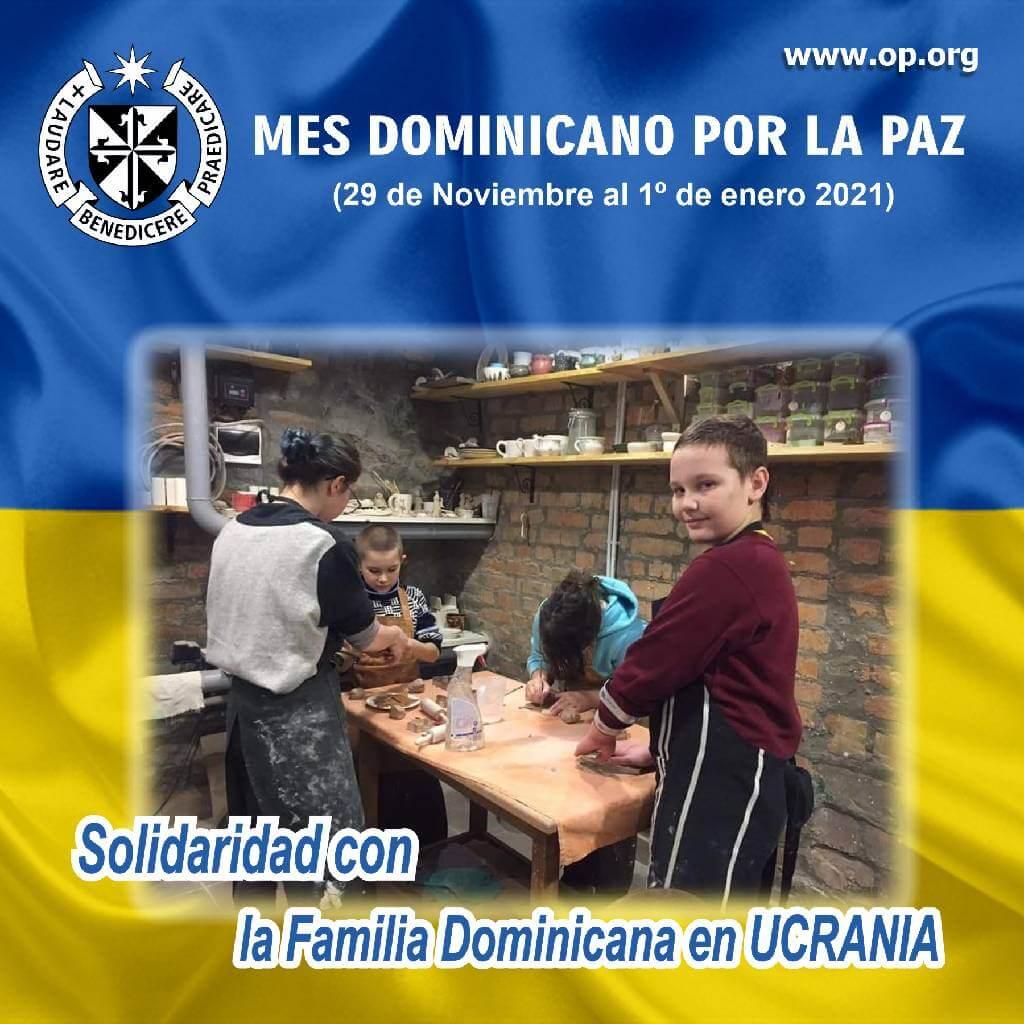 Mes Dominicano por La Paz