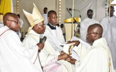 Ordinations sacerdotales dans le Vicariat provincial du Rwanda et du Burundi