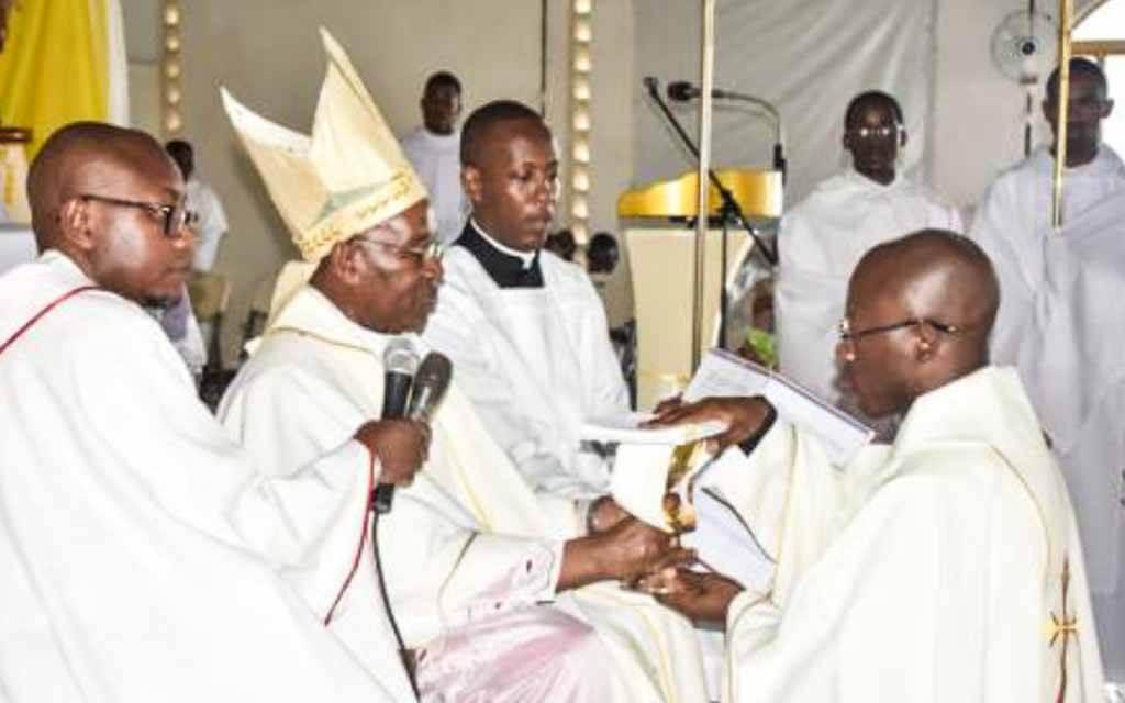 Ordenaciones sacerdotales en el Vicariato Provincial de Rwanda y Burundi
