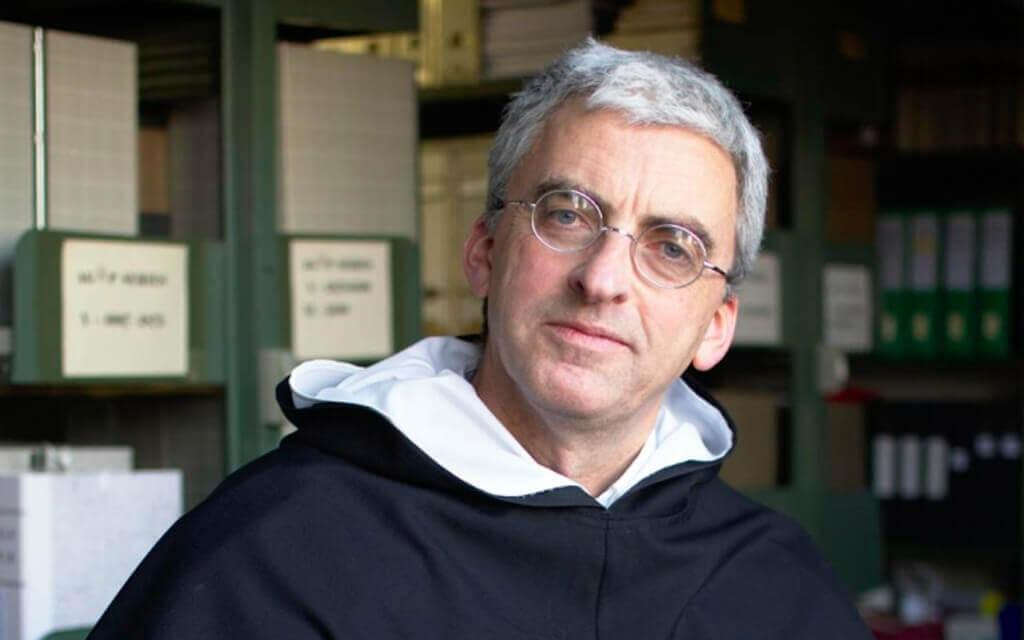 Nombramiento de fray Augustin Laffay, O.P., como miembro del Comité Pontificio de Ciencias Históricas.