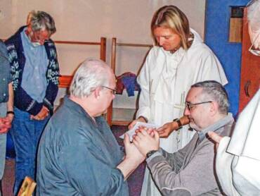In the prison of Ittre (Belgium) a Dominican fraternity lives and preaches