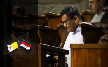 Carta de MO y del Socius a la Familia Dominicana en Irak con motivo de la visita pontifical