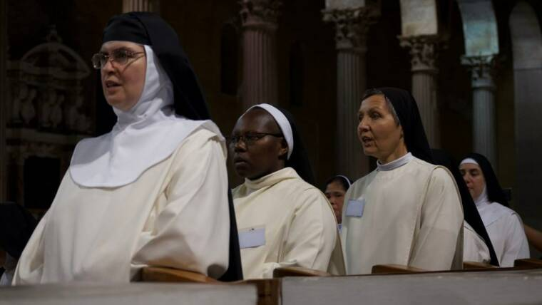Reunión en línea de la Comisión Internacional de las monjas